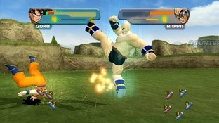 Test Dragon Ball Z : Budokai HD Collection Xbox 360 - Screenshot 15