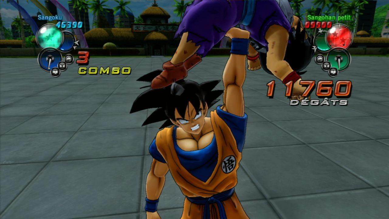 jeuxvideo.com Dragon Ball Z Ultimate Tenkaichi - Xbox 360 Image 125