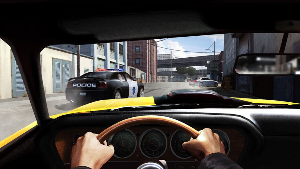 لعبة Driver San Francisco للxbox360 - الكاتب: MrNarutO بسم