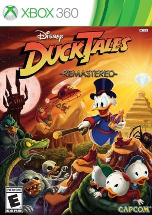 DuckTales Remastered aussi en boîte
