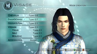 Dynasty Warriors 6 : Empires Xbox 360