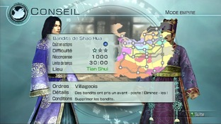 Dynasty Warriors 6 : Empires Xbox 360