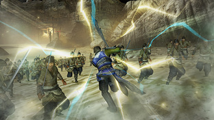 Images Dynasty Warriors 8 Xbox 360 - 1