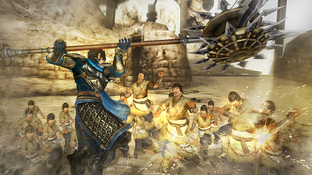 Images Dynasty Warriors 8 Xbox 360 - 8