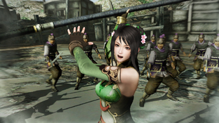 E3 2013 : Images de Dynasty Warriors 8