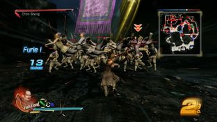 Test Dynasty Warriors 8 Xbox 360 - Screenshot 466
