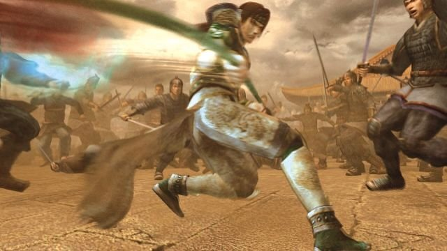 Dynasty Warriors 5 : Empires