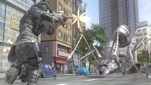 Images Earth Defense Force 2025 Xbox 360 - 5