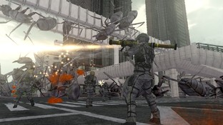 Images Earth Defense Force 2025 Xbox 360 - 9