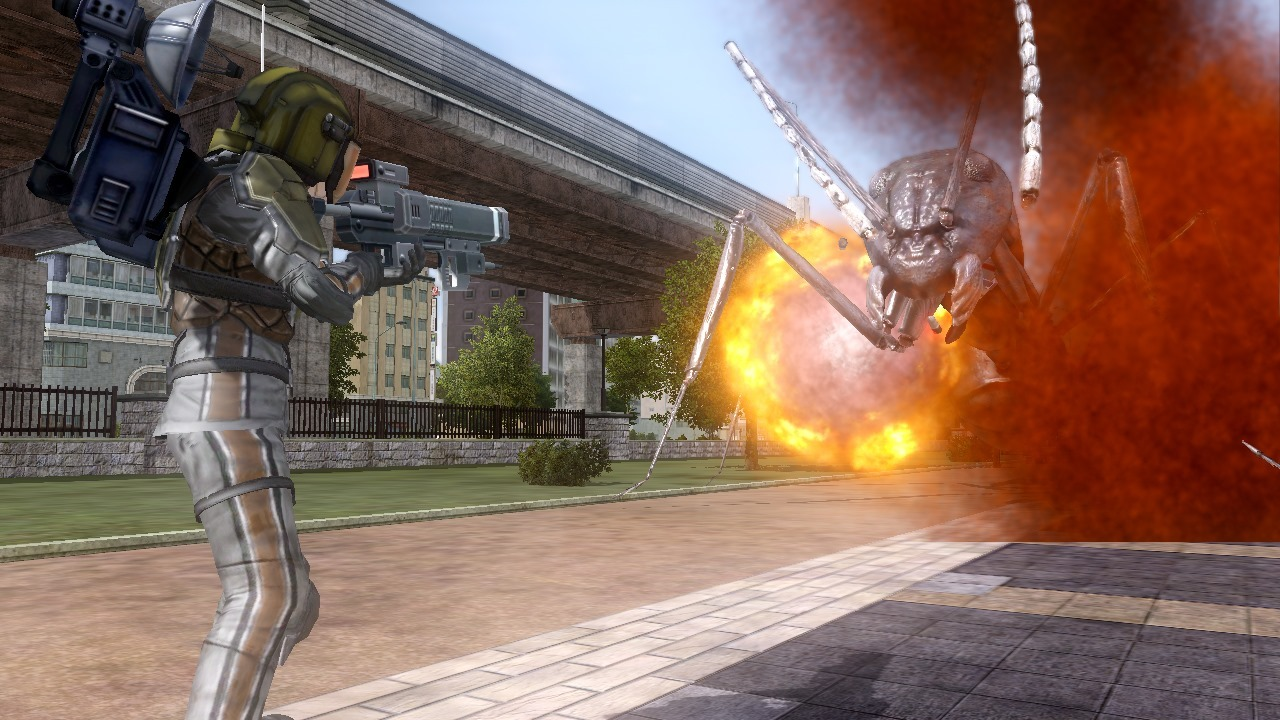 Images Earth Defense Force 2025 Xbox 360 - 43