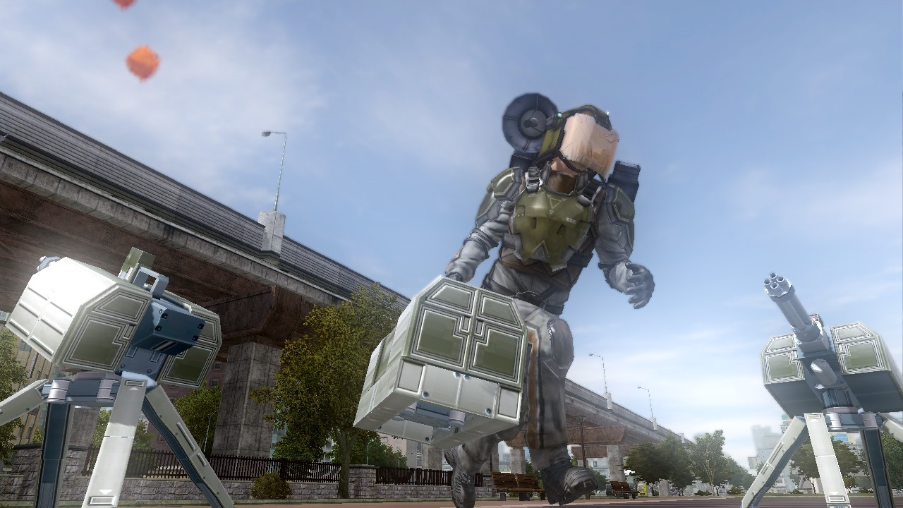 Images Earth Defense Force 2025 Xbox 360 - 44