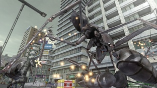 Earth Defense Force 2025 en février 2014