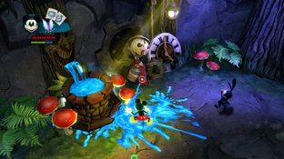 Test Epic Mickey : Le Retour des Héros Xbox 360 - Screenshot 45