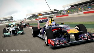 Date de sortie de F1 2013