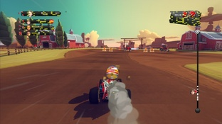 Test F1 Race Stars Xbox 360 - Screenshot 10