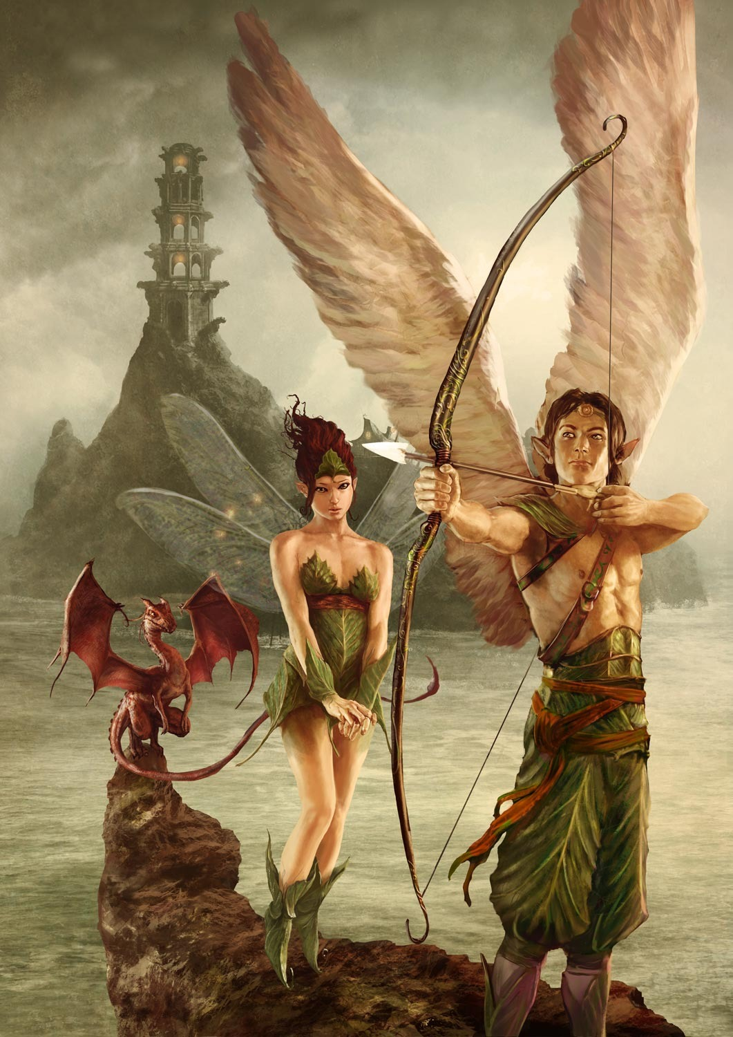 Faery : Legends of Avalon