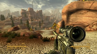 Test Fallout New Vegas : Honest Hearts Xbox 360 - Screenshot 11