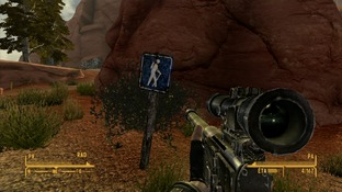 Test Fallout New Vegas : Honest Hearts Xbox 360 - Screenshot 17