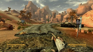 Test Fallout New Vegas : Honest Hearts Xbox 360 - Screenshot 19