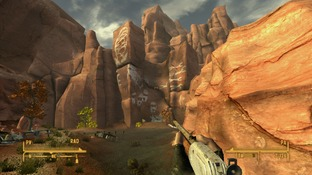 Test Fallout New Vegas : Honest Hearts Xbox 360 - Screenshot 20