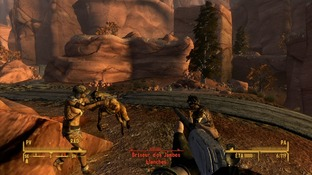 Test Fallout New Vegas : Honest Hearts Xbox 360 - Screenshot 21