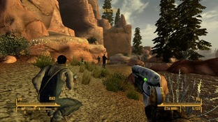 Test Fallout New Vegas : Honest Hearts Xbox 360 - Screenshot 24