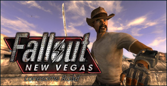 Fallout New Vegas : Lonesome Road
