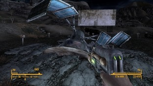 Test Fallout New Vegas : Old World Blues Xbox 360 - Screenshot 11
