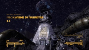 Test Fallout New Vegas : Old World Blues Xbox 360 - Screenshot 13
