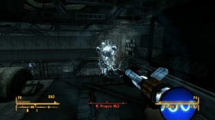 Test Fallout New Vegas : Old World Blues Xbox 360 - Screenshot 18