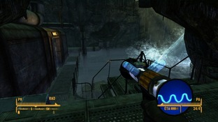 Test Fallout New Vegas : Old World Blues Xbox 360 - Screenshot 22