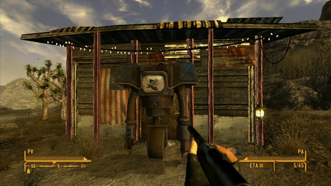 fallout new vegas game review Fallout: new vegas review with old world blues, obsidian has brought the old humor we all know and love from the earlier fallout games back to the series.