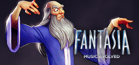 Disney Fantasia : Music Evolved
