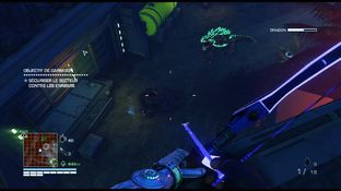 Test Far Cry 3 : Blood Dragon Xbox 360 - Screenshot 30