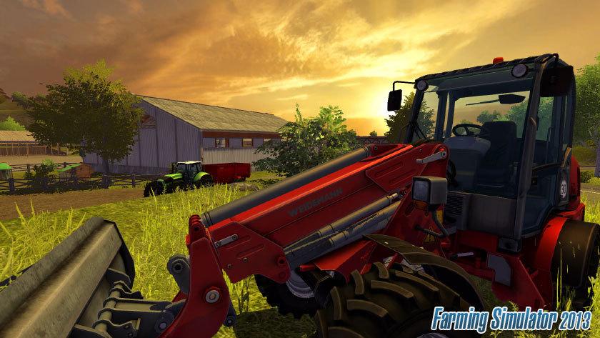 Farming Simulator 2013 aussi sur 360 et PS3 !