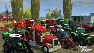 Farming Simulator : Une date et des images sur consoles
