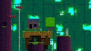 Test FEZ Xbox 360 - Screenshot 11