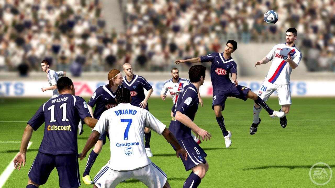 jeuxvideo.com FIFA 11 - Xbox 360 Image 41 sur 188