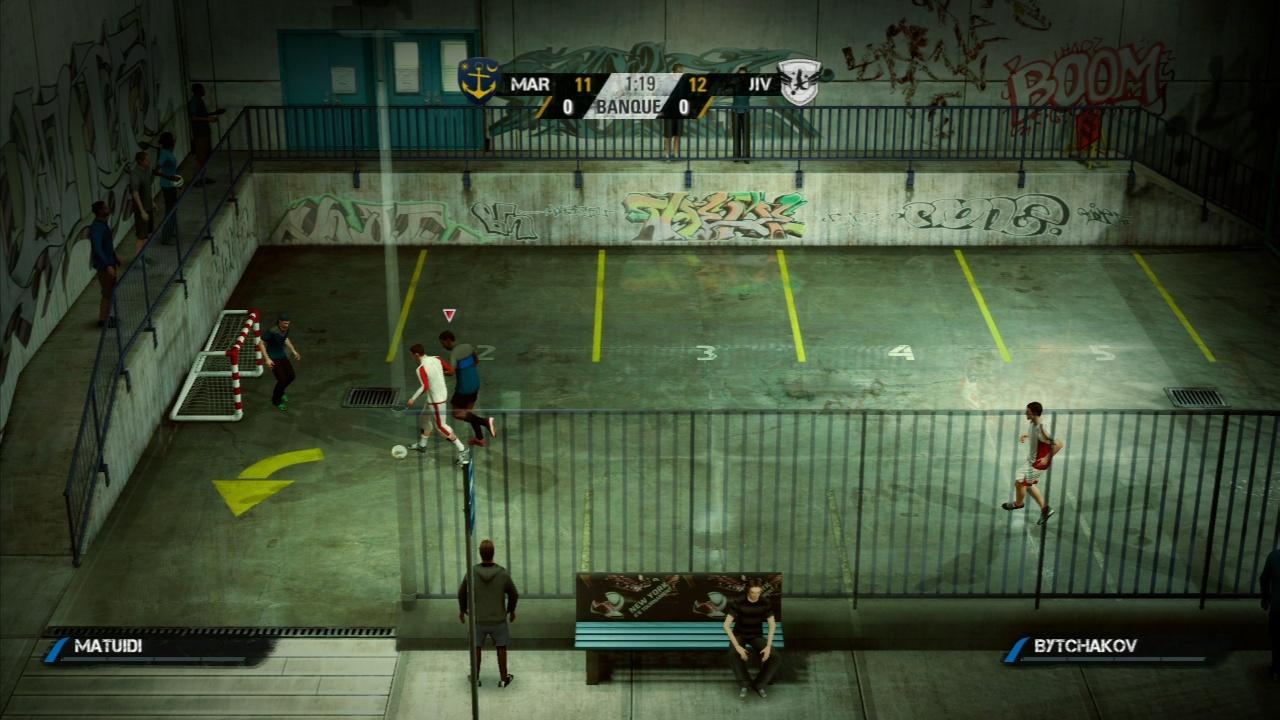 jeuxvideo.com FIFA Street - Xbox 360 Image 75 sur 163