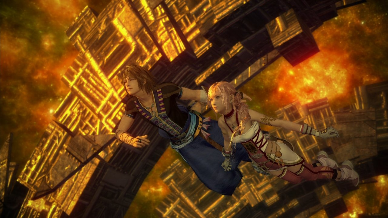 Final Fantasy XIII 2 PAL XBOX360 COMPLEX