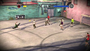Test FIFA Street 3 Xbox 360 - Screenshot 36