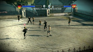 Test FIFA Street 3 Xbox 360 - Screenshot 38