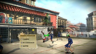 Test FIFA Street 3 Xbox 360 - Screenshot 39