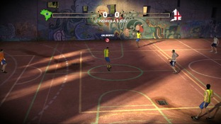 Test FIFA Street 3 Xbox 360 - Screenshot 40