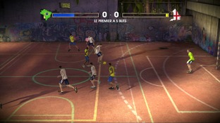 Test FIFA Street 3 Xbox 360 - Screenshot 41
