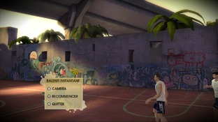 Test FIFA Street 3 Xbox 360 - Screenshot 43