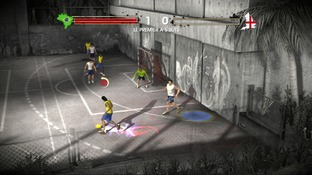 Test FIFA Street 3 Xbox 360 - Screenshot 44