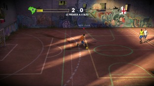 Test FIFA Street 3 Xbox 360 - Screenshot 45