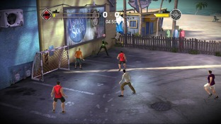 Test FIFA Street 3 Xbox 360 - Screenshot 46