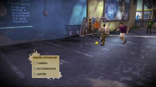 Test FIFA Street 3 Xbox 360 - Screenshot 47
